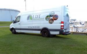 Leak Detection truck
